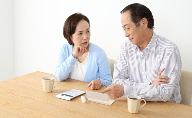 定年離婚はなぜ起こる?定年離婚...